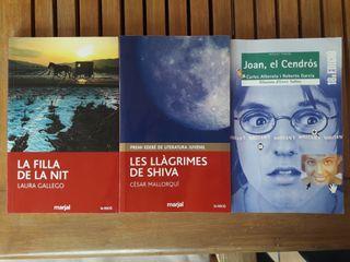 libros lectura en valenciano