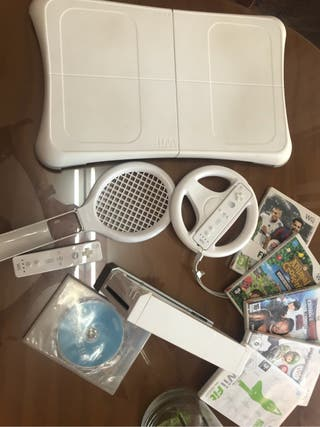 Nintendo Wii videoconsola