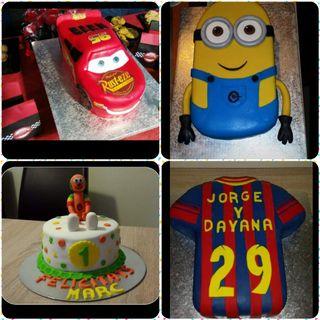 Fiestas y cumpleaños!!!