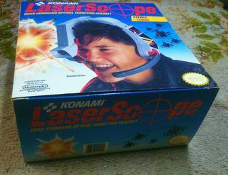 laser scope de nintendo