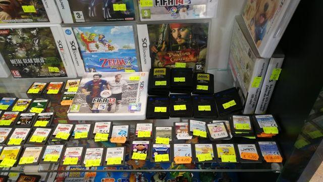 Juegos Nintendo ds de segunda mano por 3 € en Sant Vicent del Raspeig en WALLAPOP
