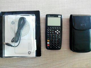 Calculadora científica HP 50g.