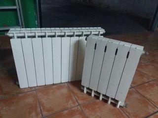 Elementos radiador