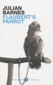 flaubert's parrot libro