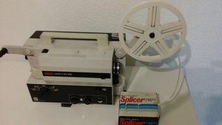 Reproductor super 8 mm