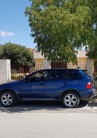 BMW X5 e 53 2001 4x4