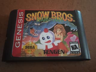 Sega Mega Drive, Snow Bros