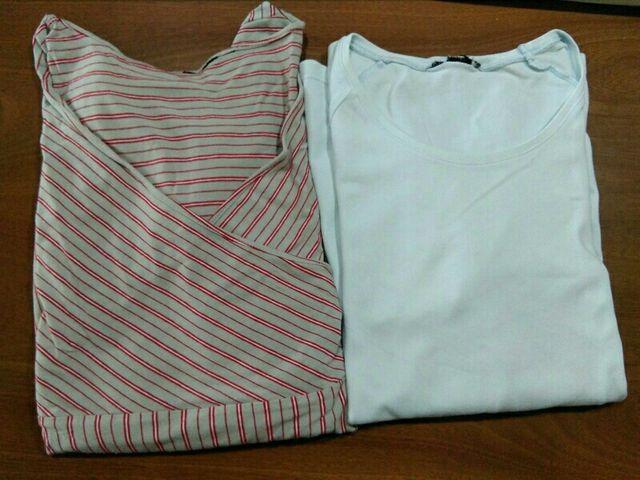 Camiseta premamá H&m