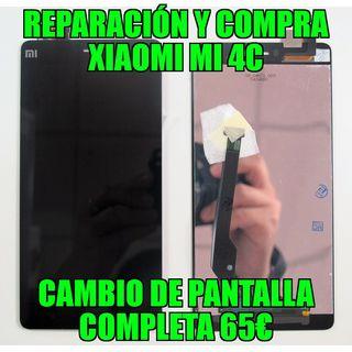 reparación Xiaomi Mi 4c , 65€