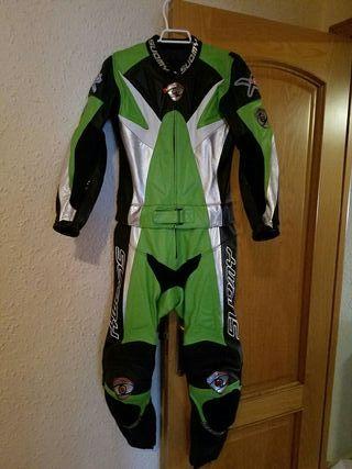 traje de moto suomy mujer