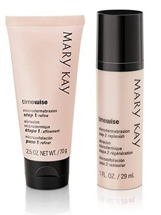 set microdermabrasion Mary kay