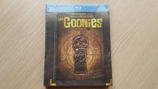 Bluray Los Goonies edición coleccionista