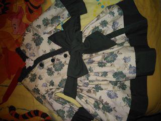 vestido invierno nekenia talla 4