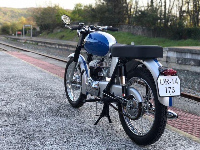 Bultaco Mercurio 125