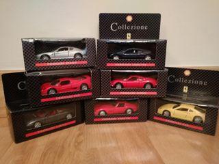 coches miniatura