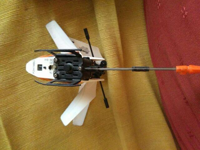 helicoptero telederigido