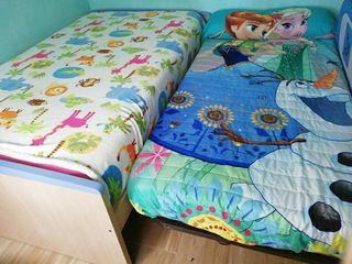 cama nido y armario