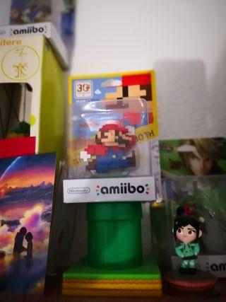 amiibos de Nintendo