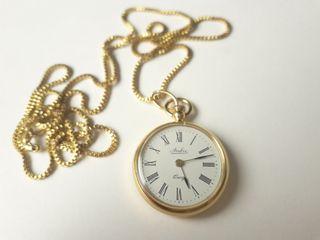 Reloj mujer como nuevo colgante