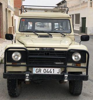Land rover 109 super 1983