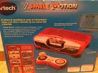 Videoconsola infantil. Smile Motion