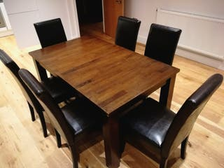 BARGAIN - Wooden Dining Table