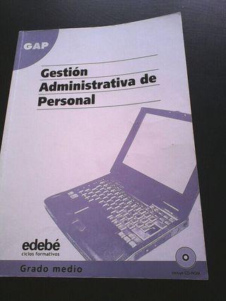 Gestion administrativa de personal.
