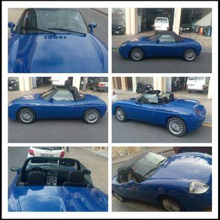 Fiat Barchetta 2003