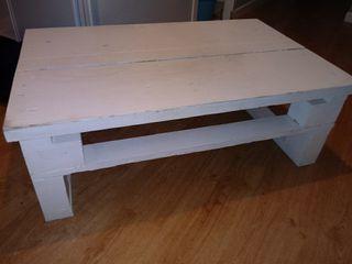 mesa madera pale