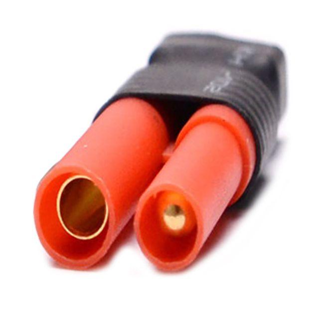 Conector HXT 4mm Male to T-Dean Male Plug Quadcopt