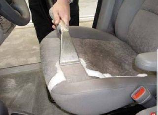 Limpieza de coche exterior y interior