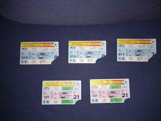 entradas mundial 82