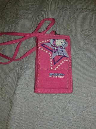 cartera SNOOPY ORIGINAL