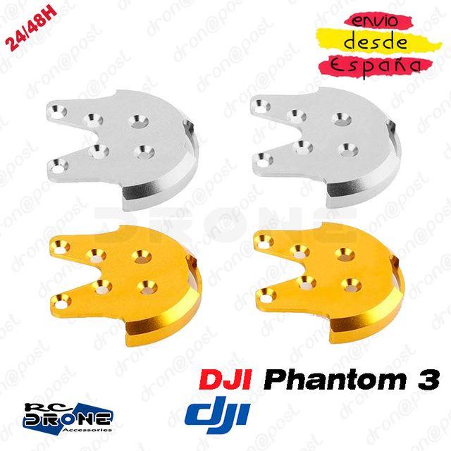 Protector del Motor DJI Phantom 3. Placas de Refue