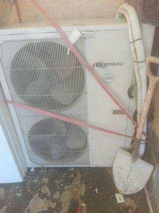 aire acondicionado hiyasu