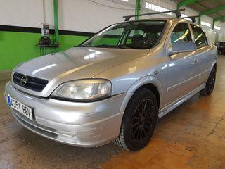 Opel Astra diesel..