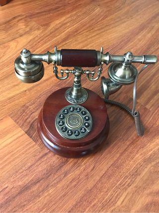 Telefono antiguo vintage