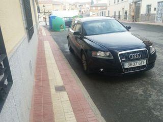 Audi A6 avant sline 2008 140cv automatico