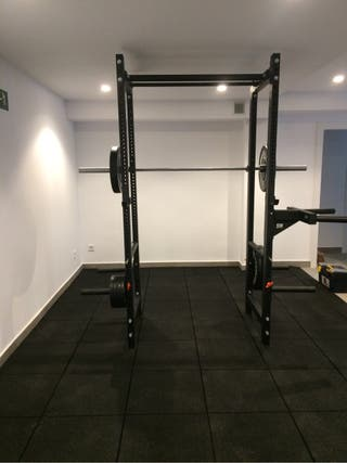 Suelo crossfit 30mm