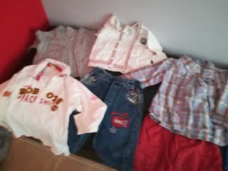lote ropa 12/18meses