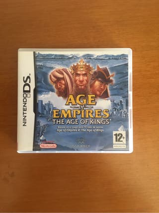 Age of Empires Nintendo DS