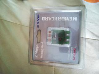 memory card PlayStation 2 MB