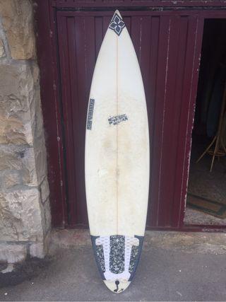 Tabla surf Styling con quillas