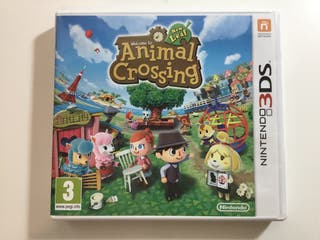 Juego nintendo 3DS 'animal crossing'