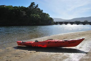 Kayak de Mar Wilderness Tsunami 120