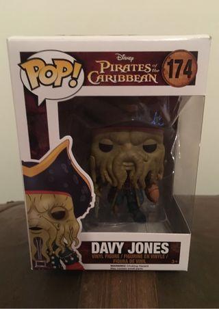 Funko Pop Davy Jones Piratas