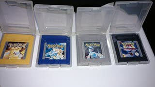 Juegos Game Boy Pokemon precio unidad