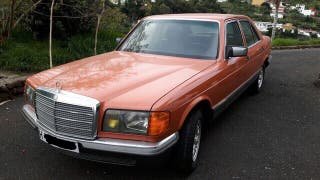 Mercedes-benz sd 1981