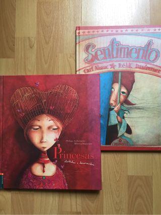 Libros Rebecca Dautremer