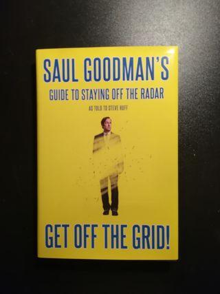 Libro de la serie Better Call Saul en inglés nuevo